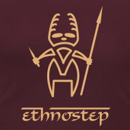Motiv ~ ETHNOSTEP U- T-Shirt FEMALE