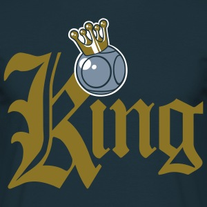 King of pétanque flex - Camiseta hombre