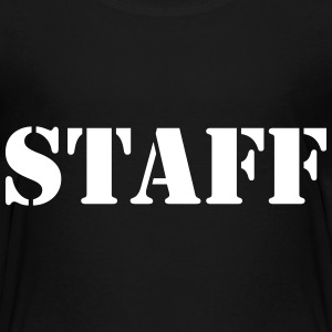 staff Shirts - Kids' Premium T-Shirt