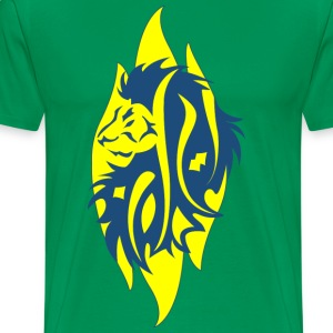 Iran  T-shirt for Brazil 2014 - Männer Premium T-Shirt