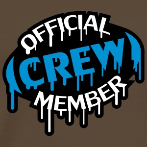 Official Crew Member Stamp T-Shirts - Men's Premium T-Shirt