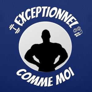 Exceptionnel comme moi Bags & backpacks - Tote Bag