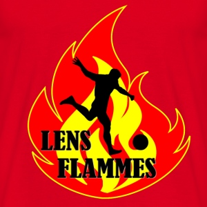 Lens flammes T-Shirts - Men's T-Shirt