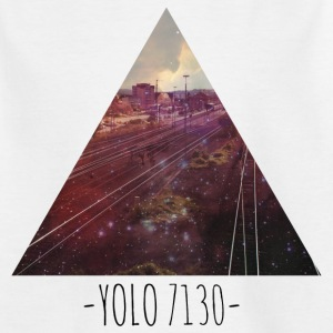 You Only Live Once 7130 - Kinder T-Shirt