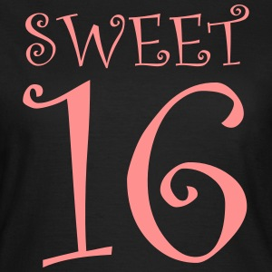 SWEET 16 T-Shirts - Frauen T-Shirt