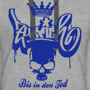 Zürich Ultras Graffiti Tattoo fan Style Shirt - Frauen Premium Hoodie