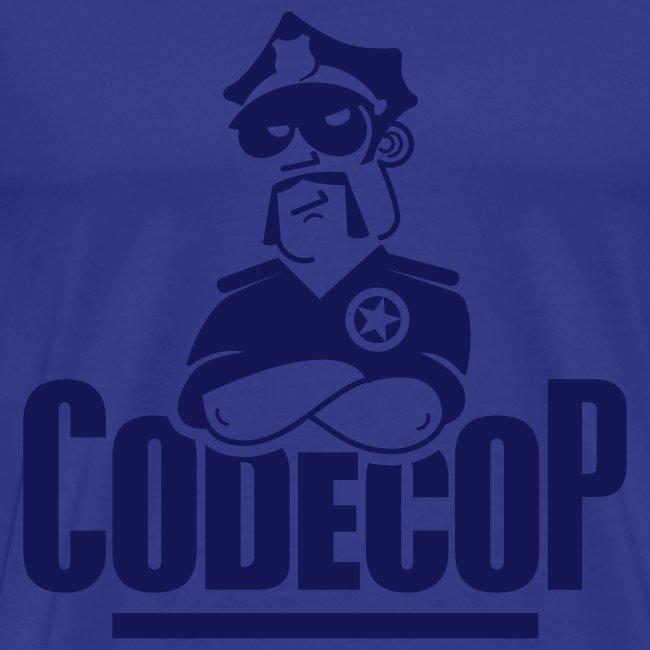 Code Cop, 'Discreet Blue Andreas'