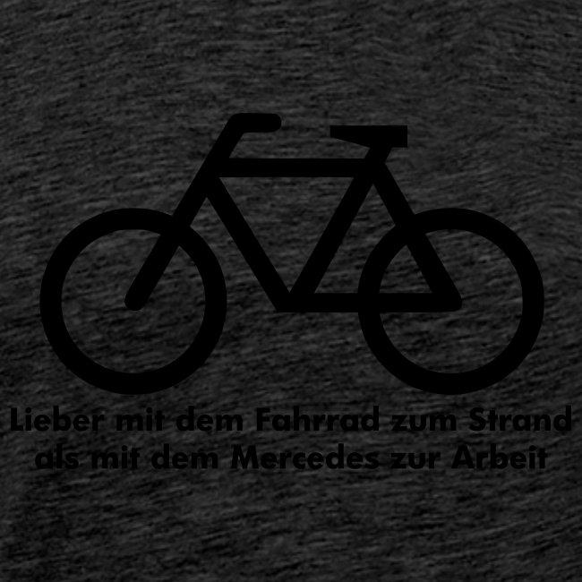 Lieber Fahrrad