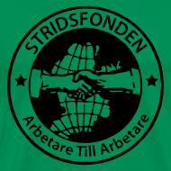 Motiv ~ T-shirt - Stridsfonden - Herr