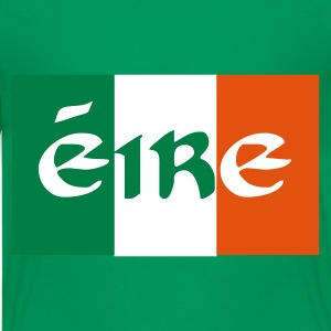 Ireland - Eire - Teenage Premium T-Shirt
