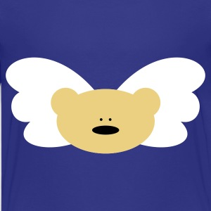 Türkis Teddy Engel Flügel Kinder T-Shirts - Teenager Premium T-Shirt