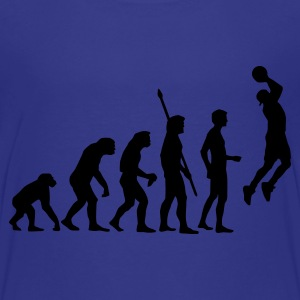 evolution_basketball_b_1c Shirts - Teenage Premium T-Shirt