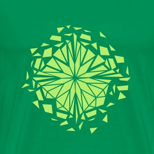 Vert mousse Diamonds Aren't Forever T-shirts - T-shirt Premium Homme
