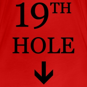Golf: 19th hole T-Shirts - Maglietta Premium da donna