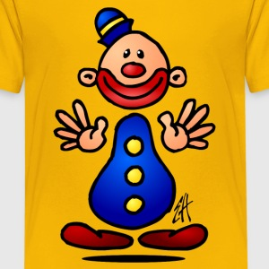 Clown - Teenage Premium T-Shirt