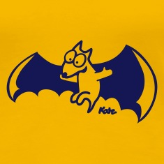 Yellow flying fox Women's T-Shirts
