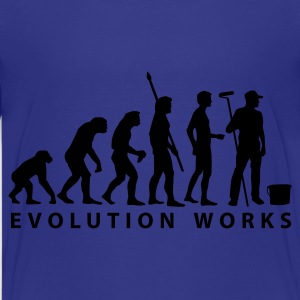 evolution_maler_b_2 Shirts - Teenage Premium T-Shirt
