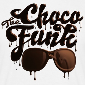 The Choco Funk Tee shirts - T-shirt Homme