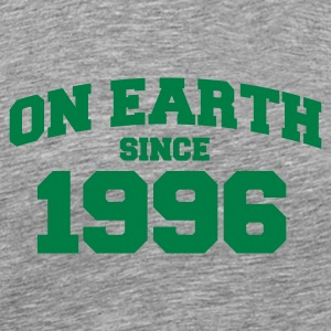 Cendre onearth1996 T-shirts - T-shirt Premium Homme