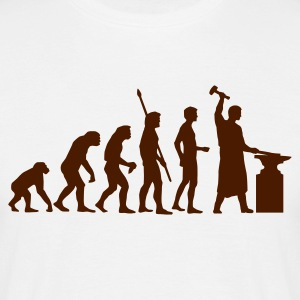 evolution_schmied_b T-shirts - T-shirt herr