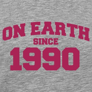 Cendre onearth1990 T-shirts - T-shirt Premium Homme