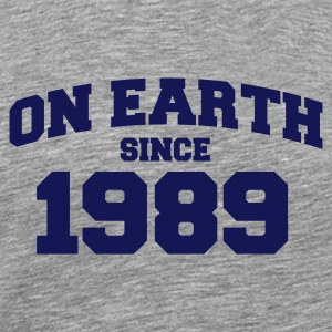Cendre onearth1989 T-shirts - T-shirt Premium Homme