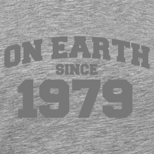 Cendre onearth1979 T-shirts - T-shirt Premium Homme