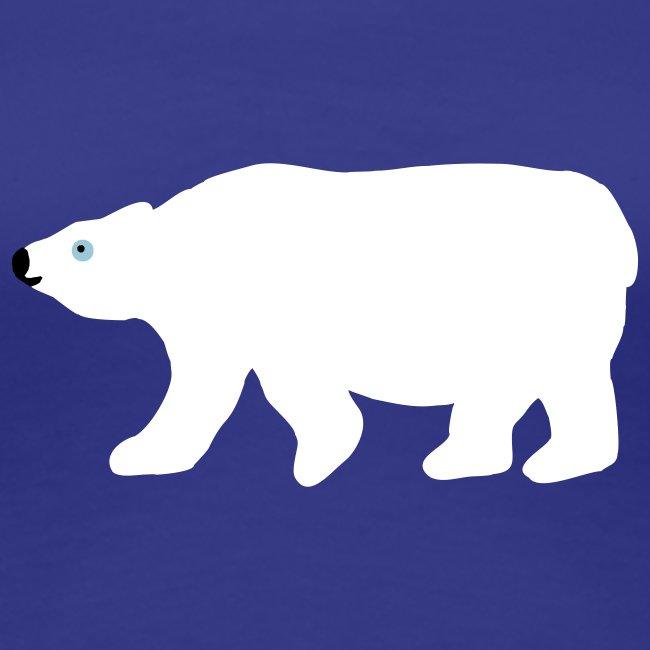 Eisbär-Shirt