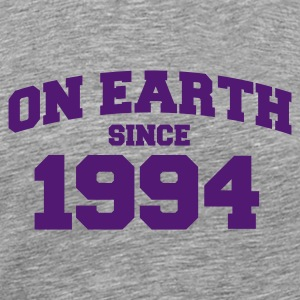Cendre onearth1994 T-shirts - T-shirt Premium Homme