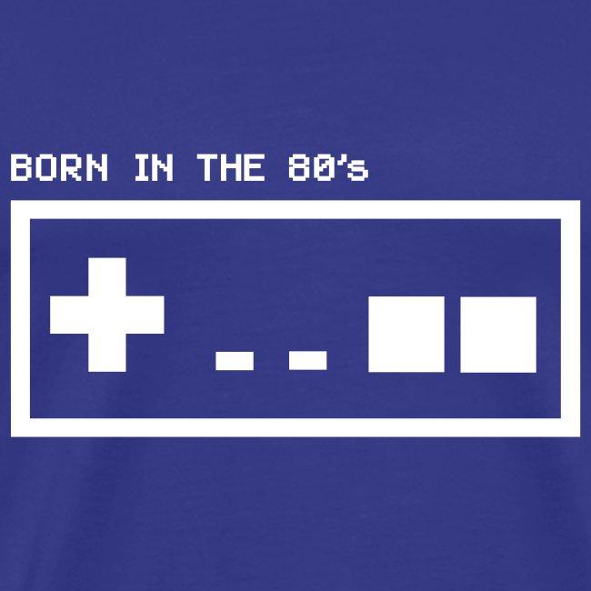 Born in the eighties - retro controller