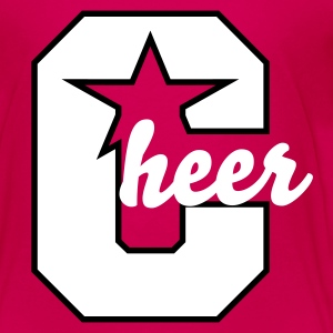 Cheerleadershirt  - Teenager Premium T-Shirt