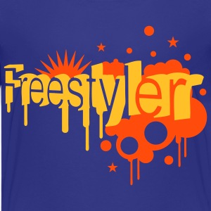 Türkis freestyler Kinder T-Shirts - Teenager Premium T-Shirt