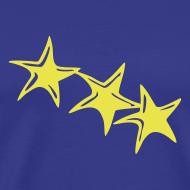 Motiv ~ Shirt Sterne Gelb BOY