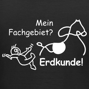 Chocolate Erdkunde T-Shirts - Frauen T-Shirt