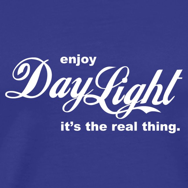 daylight - blue