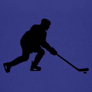 eishockey_player_1c Shirts - Teenage Premium T-Shirt