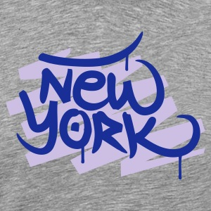 Ash New York Men's T-Shirts - Men's Premium T-Shirt