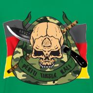 Motiv ~ T-Shirt Herren Pekiti hinten