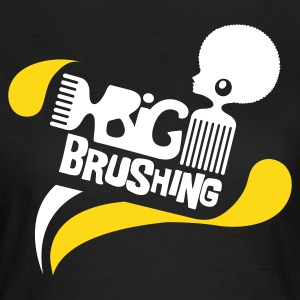 Big brushing Tee shirts - T-shirt Femme