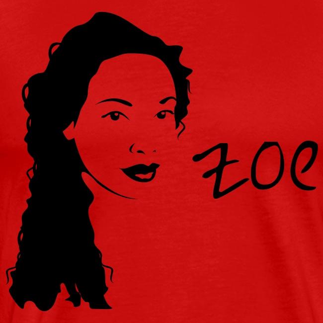 Zoe- large print