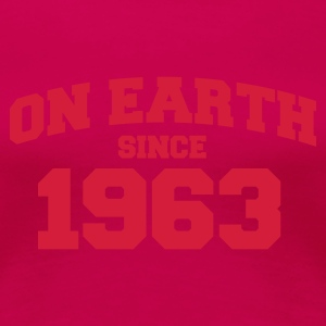 Light pink onearth1963 T-shirts - Dame premium T-shirt