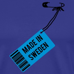 Sky Made in Sweden T-Shirts - Männer Premium T-Shirt