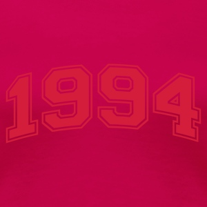 Light pink 1994 T-shirts - Vrouwen Premium T-shirt