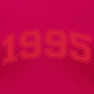 Light pink 1995 T-shirts - Vrouwen Premium T-shirt
