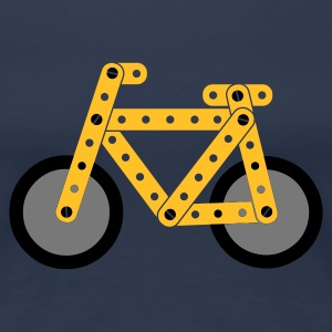 bike velo model T-Shirts - Women's Premium T-Shirt
