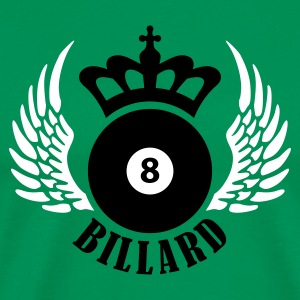 billard_eight_2c T-Shirts - Men's Premium T-Shirt
