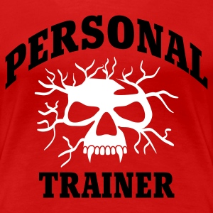 Rot Personal Trainer © T-Shirts - Dame premium T-shirt