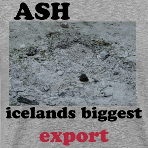 ASH FROM ICELAND - Men's Premium T-Shirt