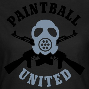 Olive Paintball United © T-Shirts - Frauen T-Shirt
