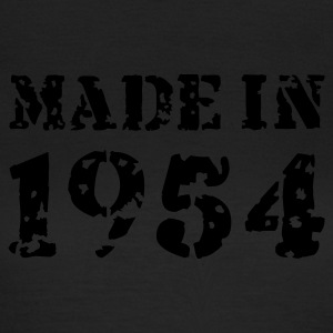Olive Made in 1954 T-Shirts - Frauen T-Shirt